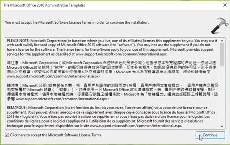 windows 10 policy templates guide install office 2016 policy templates in windows 10