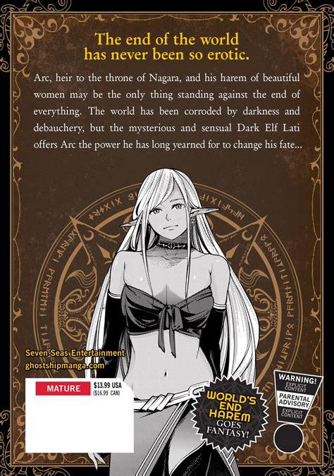 buy tpb manga worlds  harem fantasia vol  gn manga