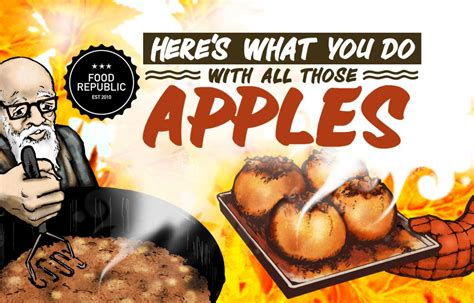 Infographic: Which Apples Are Best For Cooking, Baking ...