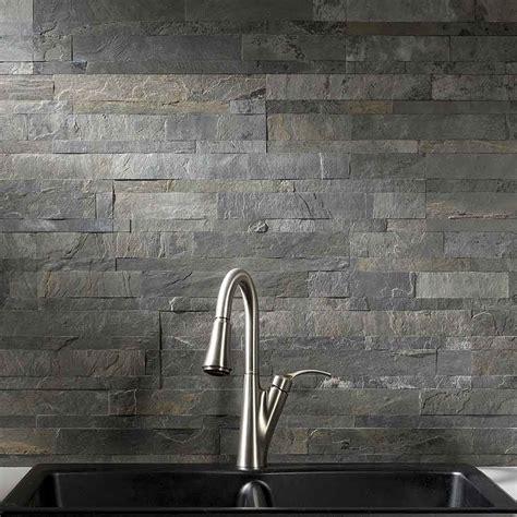 how to install kitchen backsplash glass tile aspect backsplash tile in iron slate