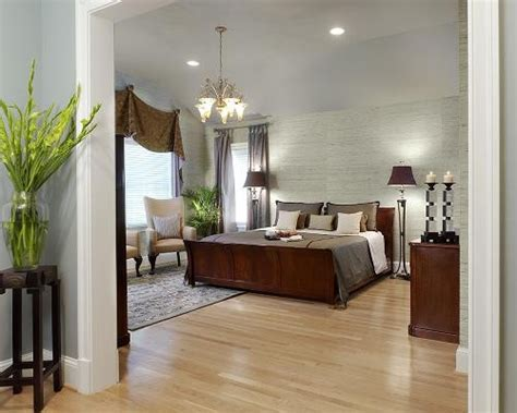soothing spa  master bedroom eclectic bedroom