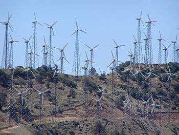 Tehachapi Pass Wind Farm - Wikipedia