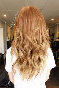 Balayage Ombré Blond : 1671 best images about hair with a passion for reds on ~ Carolinahurricanesstore.com Idées de Décoration