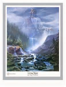 Rivers of Living Water Holy Spirit