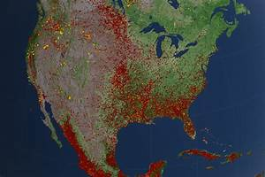 Imagery Reveals a Record Breaking 2012 Fire Season ...