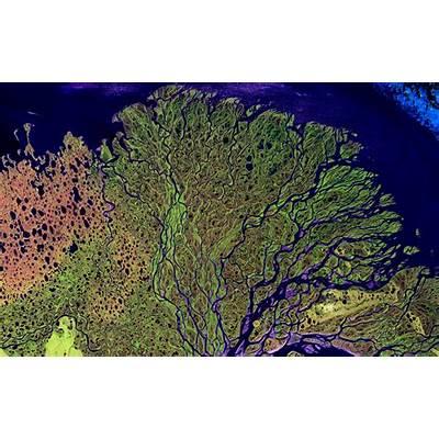 Climate Change: Resource Center - Lena Delta Russia