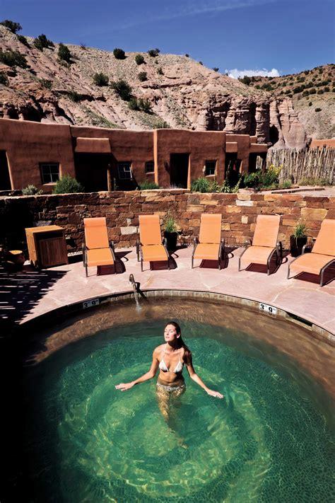 ojo caliente mineral springs resort spa awarded