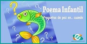 Poemas cortos para niños Poesías infantiles para los más pequeños