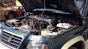 Motor Suzuki Vitara 2 0 Turbo Diesel 1998 Com 106 Mil Kms