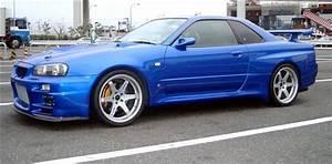 Nissan Skyline R34 1989