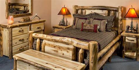 log bedroom furniture how to build a log bed tutorial home design garden Rustic