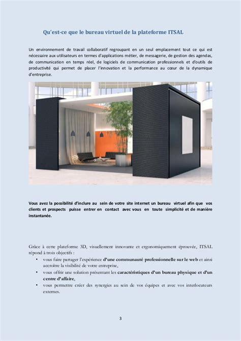 bureau virtuel lyon 1 presentation du bureau virtuel html5 itsal