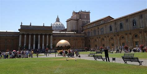 Vatican Museum, One Of The Oldest Museums In The World