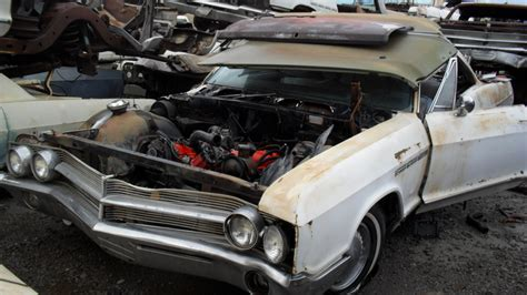 1965 Buick Parts by 1965 Buick Lesabre 65bu3414d Desert Valley Auto Parts