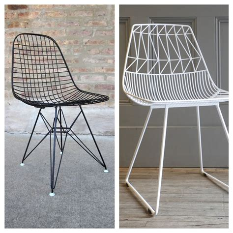 eames wire chair herman miller eames chair wire deck