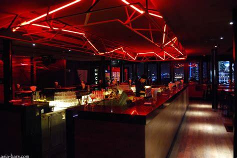 bar rouge rooftop nightclub lounge  bund shanghai asia bars restaurants