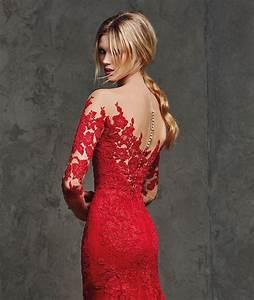 laverne robe de soiree 2016 pronovias pronovias robe With mim robe de soirée