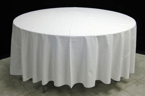 floor length tablecloth for 60 round table 108 quot tablecloth on a 60 quot table cloths will hang 6 quot from