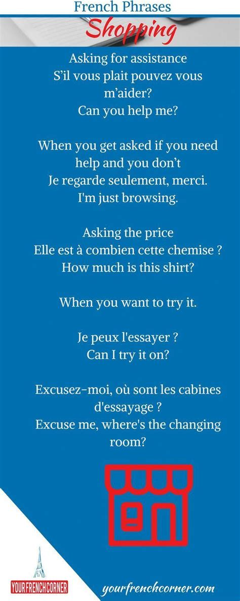 61 French Phrases For Travelers #coursanglais   French ...