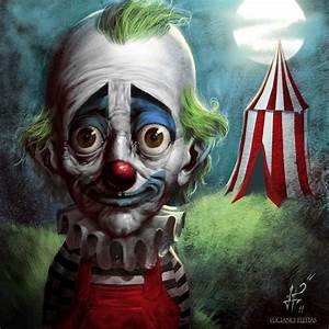 Payaso triste - sad clown by demitrybelmont on DeviantArt