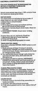Ge Nautilis Dishwasher Tips And Tests