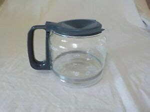 Contents 12 cup thermal carafe coffee makers comparison no.1 mr. MR COFFEE 12 Cup Replacement Glass Carafe Decanter Pot Black Lid & Handle | eBay