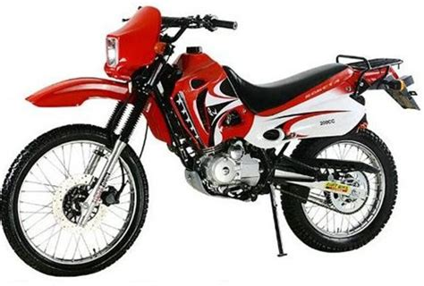 200cc Enduro Dirt Bike