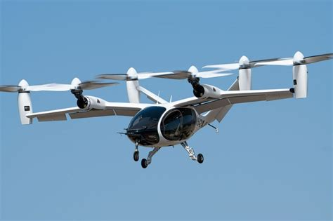 This Newly Unveiled eVTOL Is The Quiet Solution To Future ...