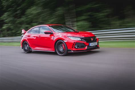 Civic Type R by 2017 Honda Civic Type R Fk8 Review Motor Verso
