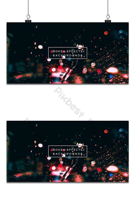 awesome cool bokeh effect background backgrounds psd