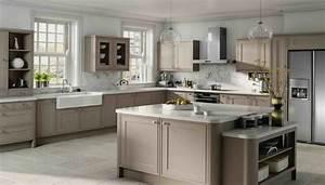 Couleur Cuisine Moderne : la couleur taupe pour une cuisine moderne et top aktumag ~ Melissatoandfro.com Idées de Décoration