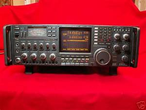 Icom Ic-781 Transceiver