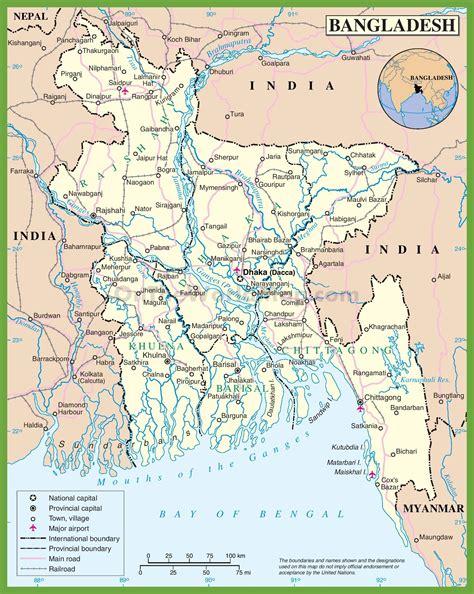 road map  bangladesh