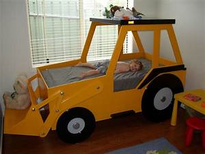 Front End Loader Bed Woodworking Plan by Plans4Wood eBay