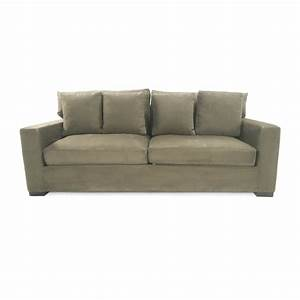crate barrel loveseat sofa bed brokeasshomecom With sectional sofa bed crate and barrel