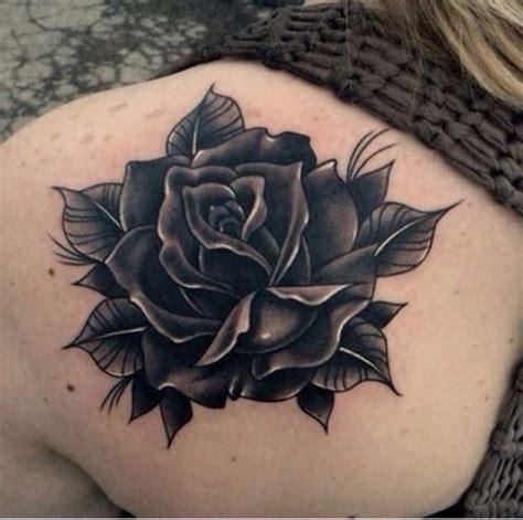 black rose tattoos  design  meanings