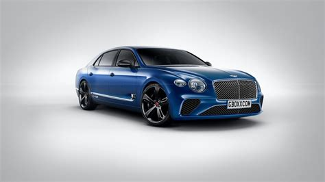 2019 bentley flying spur review competition interior