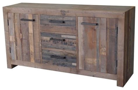 Pine Sideboards And Buffets by Terra Rustic Pine Buffet Industrial Buffets And