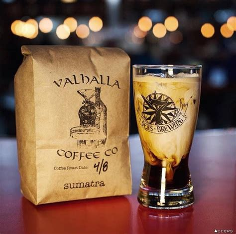 Valhalla java ground coffee by death wish coffee company, usda certified organic. An Interview with A.J. Anderson, Owner of Valhalla Coffee