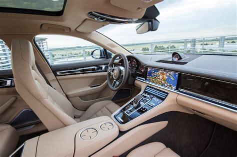 porsche panamera interior 2016 porsche panamera saloon review 2016 parkers