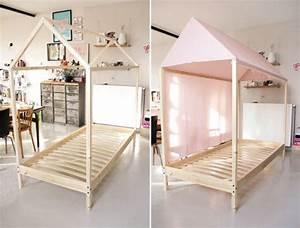 Tete De Lit Cabane : le lit cabane l 39 incontournable de la chambre enfant cocoeko ~ Melissatoandfro.com Idées de Décoration