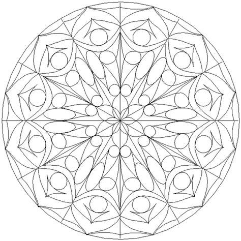 Mandala çalışması Eğitimhane Resimlere Göre Ara Red