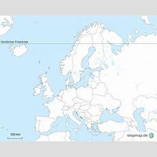 Europa Zum Lernen Von Lau2vin  Landkarte Für Deutschland