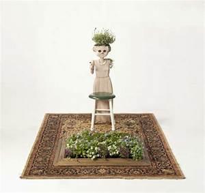 Ledersofa Farbe Auffrischen : recycelte m bel als pflanzen beh lter verwendet von ~ A.2002-acura-tl-radio.info Haus und Dekorationen