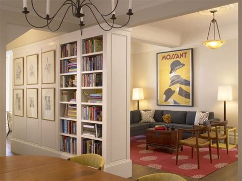 Bookcase In Dining Room by Living Room And Bookcase Traditional Dining Room San