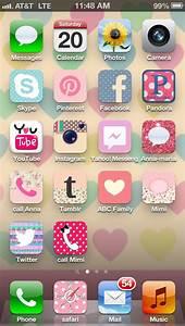 Iphone: Iphone Home Screen