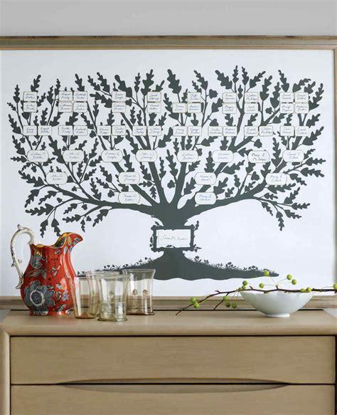 family tree martha stewart