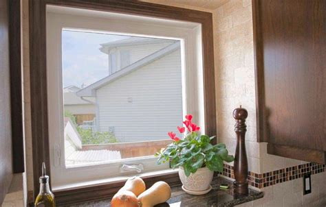 kitchen window ideas awning slider  hung whats