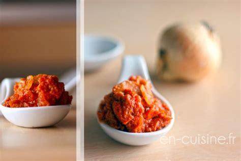 recettes cuisine thermomix recette sauce tomate au thon et chignons au thermomix en cuisine