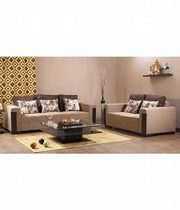 HomeTown Amazon Fabric 32 Sofa Set Buy HomeTown Amazon